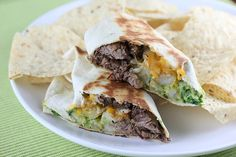 California Burritos Recipe Main Dishes, Lunch with flank steak, garlic cloves… Hot Sausage, Sausage Gravy, Mexican Food Recipes, Healthy Recipes, Ethnic Recipes, Mexican Cooking, Fun Recipes, Recipies, California Burrito