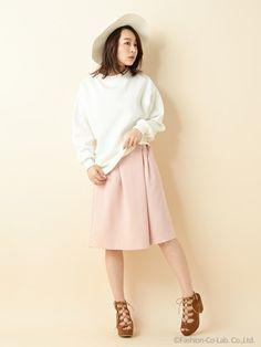 【春の新作】JZラップガウチョ/PT(ワイドパンツ)|INGNI(イング)|ファッション通販 - ファッションウォーカー