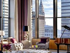 luxury hotels nyc | ... Martin Katz Jewel Suite at The New York Palace Hotel | Luxpresso.com