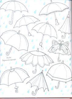 výtvarná výchova deštník - Hledat Googlem