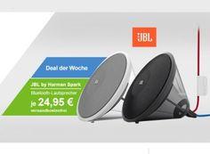 """Allyouneed: Bluetooth-Lautsprecher JBL Spark als B-Ware für 24,90 Euro frei Haus https://www.discountfan.de/artikel/technik_und_haushalt/allyouneed-bluetooth-lautsprecher-jbl-spark-als-b-ware-fuer-24-90-euro-frei-haus.php Neu kostet er je nach Online-Shop mindestens 50 Euro plus Versand, bei Allyouneed ist er jetzt als B-Ware für nur 24,90 Euro frei Haus zu haben: Discountfans können den Preis des Bluetooth-Lautsprechers """"JBL Spark"""" mit einem Gutschein weiter"""