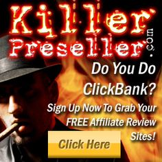 Hi  I just found out about something pretty cool, and you were the first person I thought of when I saw it.  I just know you would want to see it too, so check it out. Here is the site: http://www.killerpreseller.com/?hop=rajames54