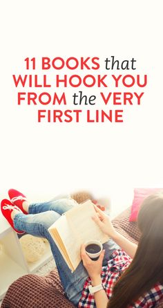 11 Books That Will Hook You From The Very First Line.I'm definitely reading the first one based on the first line.the others would be for the description Book Suggestions, Book Recommendations, Reading Lists, Book Lists, Reading Books, I Love Books, My Books, Teen Books, Feel Good Books