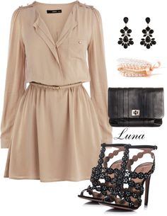 """Untitled #166"" by jessica-luna ❤ liked on Polyvore"