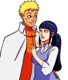Naruto - Naruto and Hinata Hinata Hyuga, Naruhina, Naruto Uzumaki Shippuden, Shikamaru, Sasuke, Naruto Couples, Naruto Girls, Anime Couples, Naruto Comic