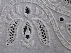 hedebo embroidery - Google Search