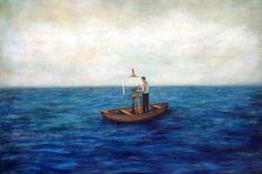 Pinturas poéticas de Duy Huynh