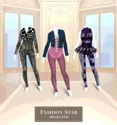 Guarda le mie creazioni con Fashion Star Designer!