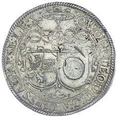 Taler o.J. Salzburg Wolf Dietrich von Raitenau 1587 - 1612