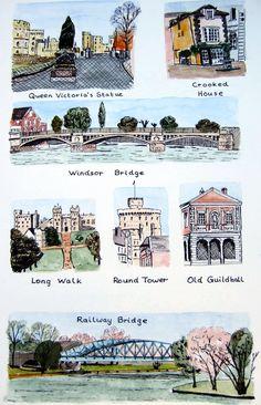 Windsor scenes