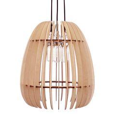 kegelf/örmig Oaks Lighting Lampenschirm Rot 12,7/cm