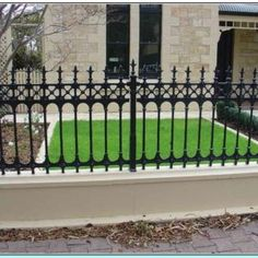 374 Best Wrought Iron Fence Images Wrought Iron Driveway