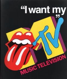 I want my MTV #80s