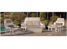 640c5f14c71465 Salon de jardin Punta Cana en résine tressée ATYLIA - Salon de Jardin Atylia