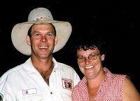 Joe and Jo Lockyer