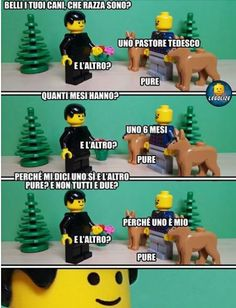 Lego Humor, Lego Memes, Funny Images, Funny Photos, Verona, Serious Quotes, Science Humor, Funny Comics, Funny Cute