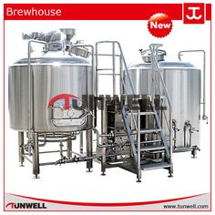 80 gallon beer brewing equipment mash tun cooking for Craft kettle brewing equipment