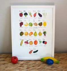 it's official: If we ever have a baby the nursery is going to be vegetable themed!