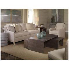 Vanguard Furniture, Tranquility Nesting Cocktail Table, Coffee Table, Durango Gray, Mappa Burl Veneer