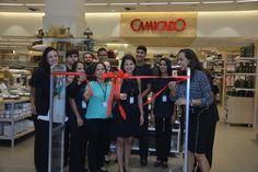 Rede Camicado inaugura loja em Maceió
