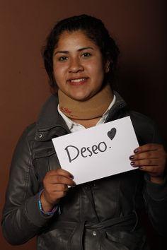 Desire, Delia Cornejo, Estudiante, UANL, Escobedo, México
