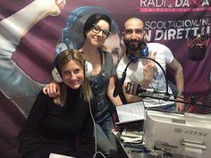 Con Paola Occhipinti, ospite di #5x5TFS, abbiamo parlato di #libri.  #ZebrOnTheRadio