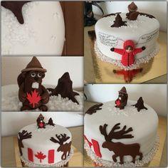 Gateau speculoos Canada Cake Canada