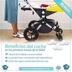 Cuando vas de paseo o en tu hogar, el coche te ayudará a tener a tu bebé siempre cómodo.