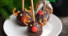 Karácsonyi rénszarvasos popcake recept | APRÓSÉF.HU - receptek képekkel