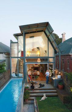 Small backyard, huge design impact