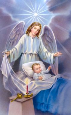 Guardian Angels and how they speak to us through numbers: 444, 414, 441