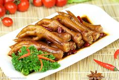 Chicken Feet Is very popular in China