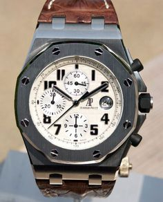 Audemars Piguet Royal Oak Offshore Chronograph Safari Special Edition