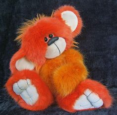 Jaffacake the bear by By Bears of Bath   Bear Pile