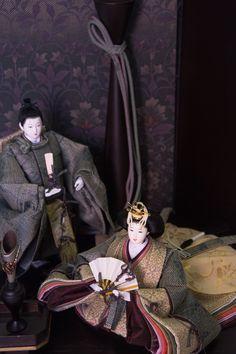 こころを育てるひなまつり、雛人形、五月人形の藤匠作 後藤人形 Hina Dolls, Art Dolls, Vintage Japanese, Japanese Girl, Baby Event, Soft Sculpture, Sculptures, Heian Period, Child Day