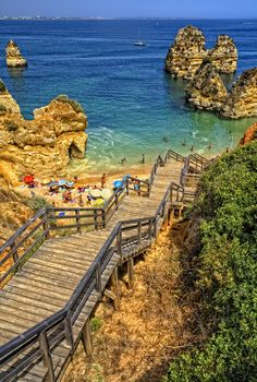 camilo beach ,lagos ,portugal SHARE YOUR TRAVEL EXPERIENCE ON www.thetripmill.com! Be a #tripmiller!