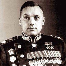 Константин Рокоссовский - советский и польский военачальник, дважды Герой Советского Союза (1944, 1945). Маршал Советского Союза (1944), маршал Польши (1949). Единственный в истории СССР маршал двух стран.