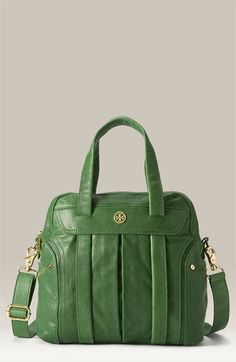oh Tory... Tory Burch 'Tevin Small Leather Satchel