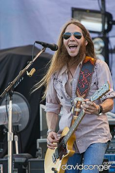 Blackberry Smoke 2 at The Gorge Amphitheatre. #Watershed #Festival #Country #Music