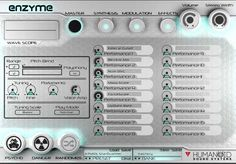 Enzyme v1.0.53 WiN MAC P2P   November 25 2015   559.83 MB Enzyme VSTi plugin incorporates a unique combination of wavetable and physical modeling synthesi