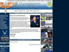 The Community College of the Air Force (CCAF) is a federal program offered by the United States Air Force which grants two-year Associate of Applied Science (AAS) degrees in association with Air University. The CCAF is accredited by the Southern Association of Colleges and Schools through Air University.