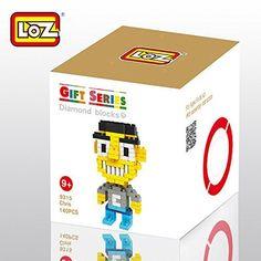 LOZ Diamond Blocks Nanoblock Chris Griffin Educational Toy 140PCS >>> For more information, visit image link.