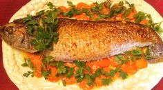 This recipe submission comes from my dad Boris. He's an avid fisherman and a great family man. He startedcooking at a very young age, learning the flavorful, traditional recipes of his family and ...