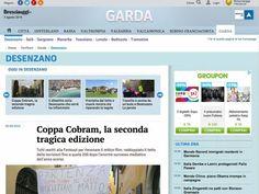 Coppa Cobram - BRESCIAOGGI.IT - Coppa Cobram, la seconda tragica edizione