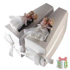 bruidspaar magneet