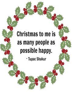 Christmas to me ... | Heartwarming Celebrity Christmas Quotes | The Stir