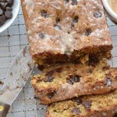 #208579 - Oatmeal Chocolate Chip Banana Bread With Chai Spiced Glaze