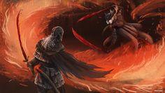 Bloodborne - Lady Maria of the Astral Clocktower by OniRuu