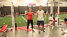 """Dr. Chelsea and I will be demonstrating the simplest burst training exercises for beginners. Many people have asked me, """"What if I'm just getting started with Burst Training? What are some easy, low-impact exercises I can get started with?"""" This … Read More"""