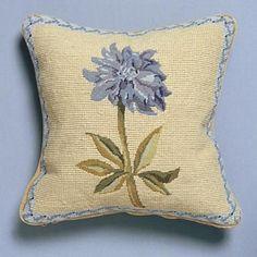 love needlepoint pillows